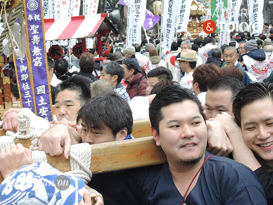 〈建国祭 2019.2.11〉居木神社 ©real Japan'on : kks19-012