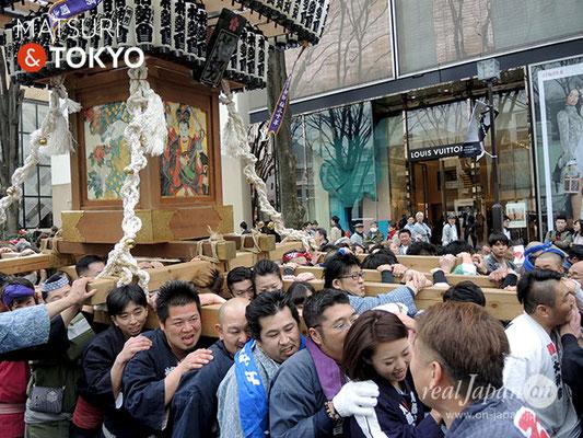 〈建国祭 2018.2.11〉新宿ひぐらし ©real Japan'on : kks18-015
