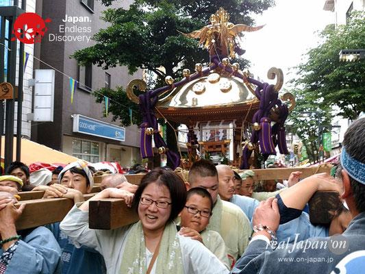 2017年 横浜開港祭 みこしコラボレーション「横濱武輿會」YH17_007