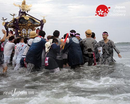 2017年度「浜降祭」一之宮 八幡大神 2017年7月17日 HMO17_021
