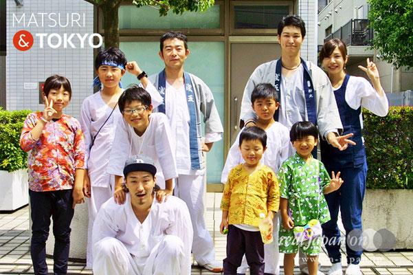 柳北さん:いとこ家族で祭りに参加しています。生まれたときから祭があるし、この子供達も自然に楽しんでいるよね。昔から同じことを続けているだけ。だからこそ、祭はマナー良く!