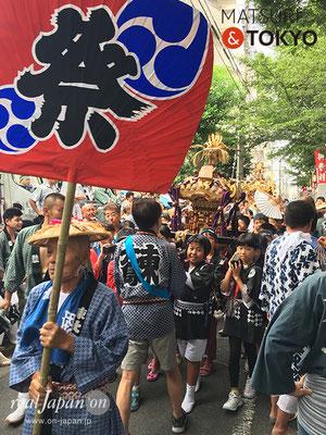 東大島神社御祭礼 2017年8月6日 hojm17_008