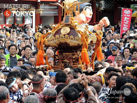 〈神田祭 2017.5.14〉須田町一丁目南部町会 ©real Japan'on -knd17-024