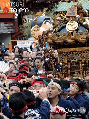 〈神田祭 2017.5.14〉神田佐久間町四丁目町会 ©real Japan'on -knd17-035