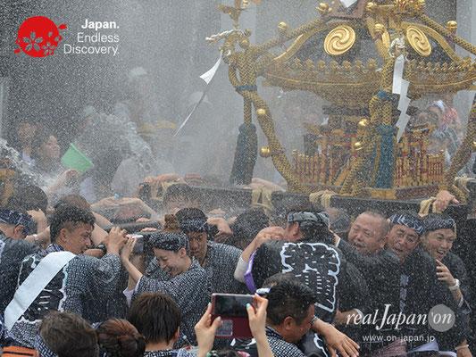 〈八重垣神社祇園祭〉上出羽町区 @2017.08.05 YEGK17_031