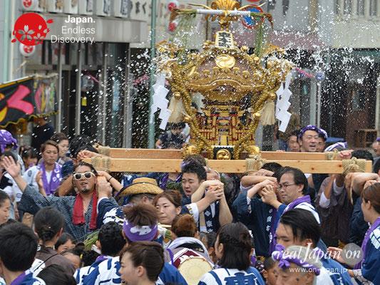 〈八重垣神社祇園祭〉東本町区 @2017.08.05 YEGK17_023