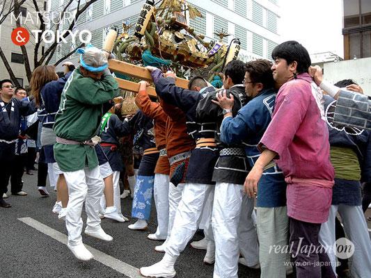 〈建国祭 2018.2.11〉 川崎道祖神 ©real Japan'on : kks18-029