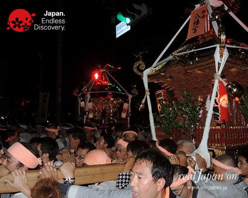 2017年度「浜降祭」中島 日枝神社/柳島 八幡宮 2017年7月17日 HMO17_003