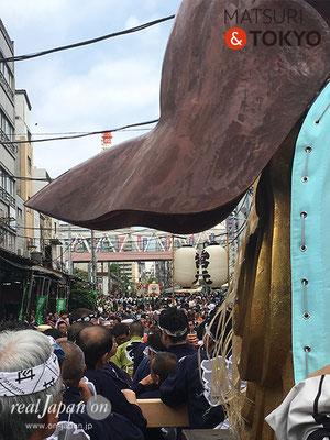 つきじ獅子祭 2017年6月11日【宮元町会】TKJSS17_009