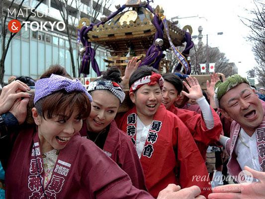 〈建国祭 2018.2.11〉鳳和會 ©real Japan'on : kks18-024