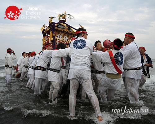 2017年度「浜降祭」宮山  寒川神社 2017年7月17日 HMO17_016