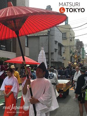 旗岡八幡神社 宮神輿完成披露渡御 2017年7月16日 HHJMM_007