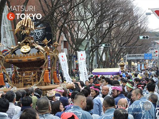 〈建国祭 2019.2.11〉鯱睦連合 ©real Japan'on : kks19-019