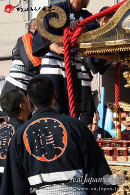 素盞雄神社・天王祭〈本社大神輿〉 @2012.06.03