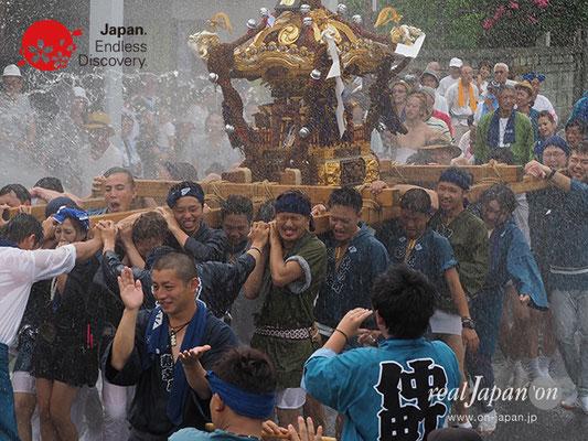 〈八重垣神社祇園祭〉仲町区 @2017.08.05 YEGK17_041