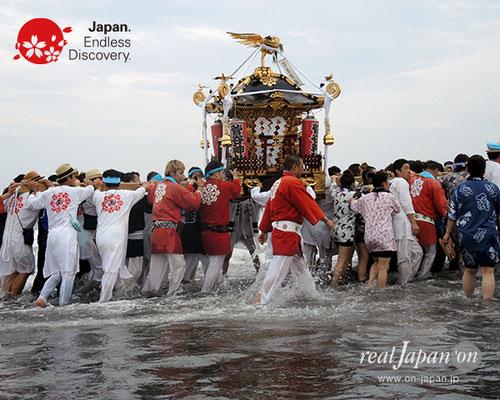 2017年度「浜降祭」岡田  菅谷神社 2017年7月17日 HMO17_017