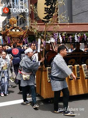 〈神田祭 2017.5.12〉神田須田二町会 ©real Japan'on -knd17-001
