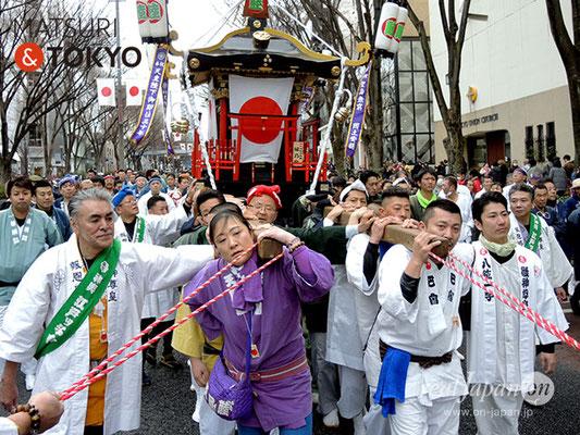 〈建国祭 2018.2.11〉緑ノ會 ©real Japan'on : kks18-020