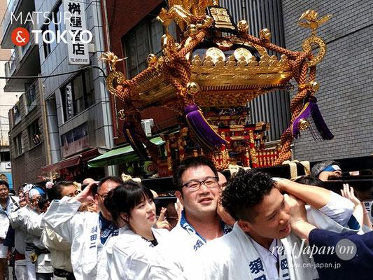 〈神田祭 2017.5.12〉神田須田二町会 ©real Japan'on -knd17-002