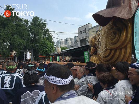つきじ獅子祭 2017年6月11日【宮元町会】TKJSS17_012