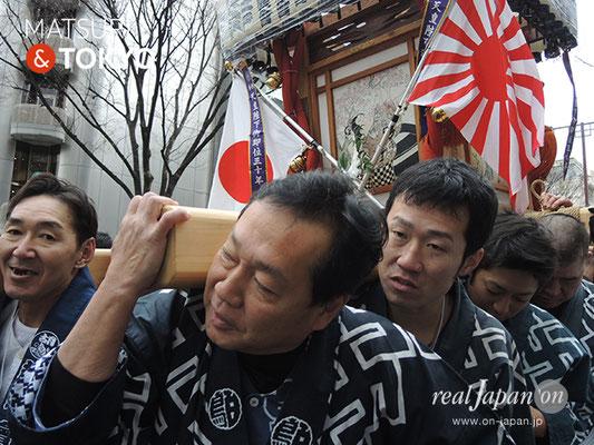 〈建国祭 2019.2.11〉萬歳會二の会 ©real Japan'on : kks19-006