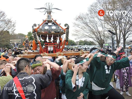 〈第8回 復興祭〉2018.03.18 ©real Japan'on[fks08-011]