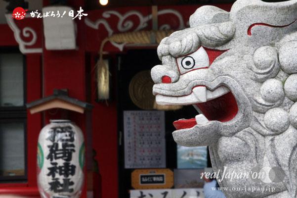浦安三社祭〈稲荷神社〉@2012.06.17
