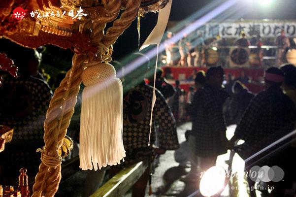〈八重垣神社祇園祭〉平成24年度年番町:萬町区 @2012.08.04