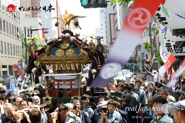 〈椙森神社例大祭〉本社神輿渡御 @2012.05.11