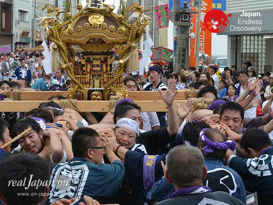 〈八重垣神社祇園祭〉東本町区 @2017.08.05 YEGK17_046