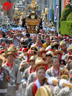 〈八重垣神社祇園祭〉神輿連合渡御:西本町区 @2018.08.05 YEGK18_015