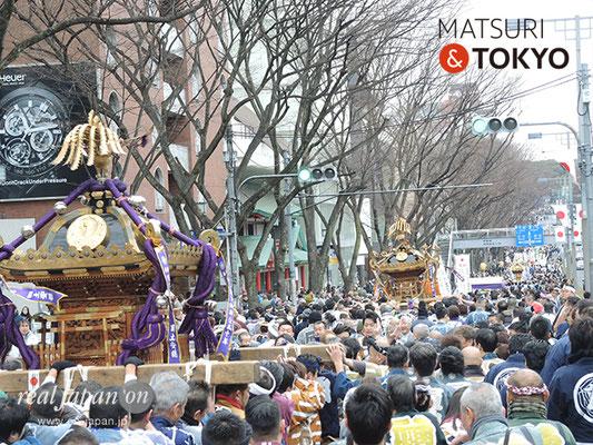 〈建国祭 2019.2.11〉鳳和會 ©real Japan'on : kks19-021