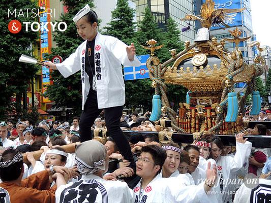 〈神田祭 2017.5.14〉万世橋町会 ©real Japan'on -knd17-014