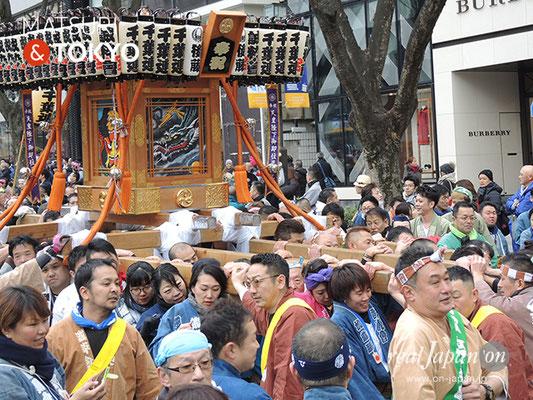 〈建国祭 2019.2.11〉新宿ひぐらし ©real Japan'on : kks19-013