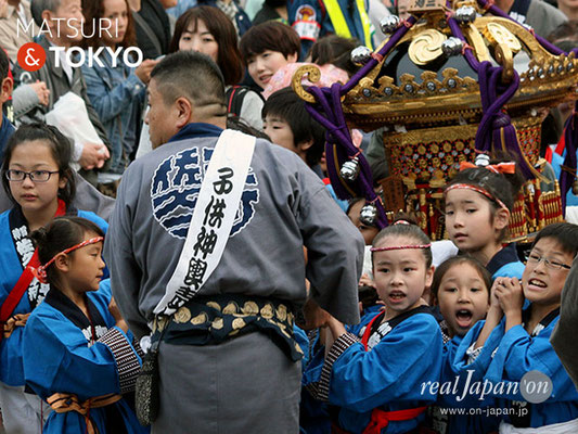〈神田祭 2017.5.14〉神田佐久二平河町会(小神輿) ©real Japan'on -knd17-040