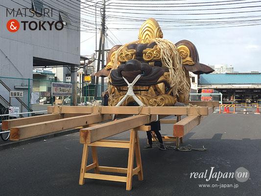 つきじ獅子祭 2017年6月11日【宮元町会】TKJSS17_001