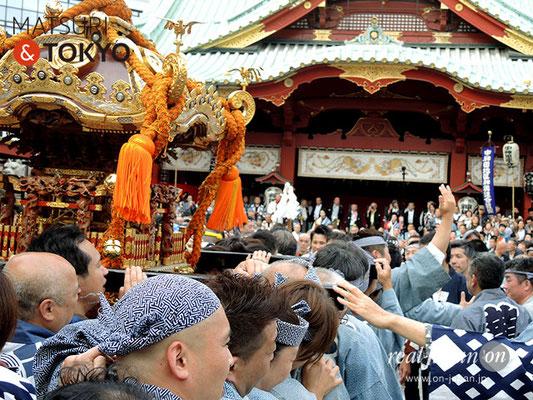 〈神田祭 2017.5.14〉須田町一丁目南部町会 ©real Japan'on -knd17-026