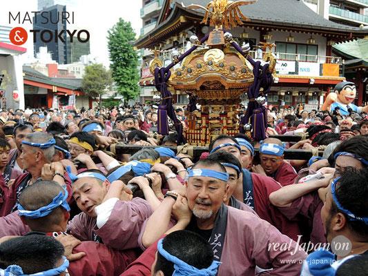 〈神田祭 2017.5.14〉内神田美土代町会 ©real Japan'on -knd17-021