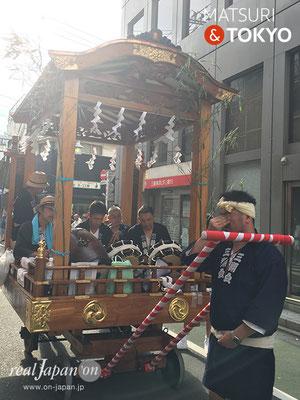 旗岡八幡神社 宮神輿完成披露渡御 2017年7月16日 HHJMM_013
