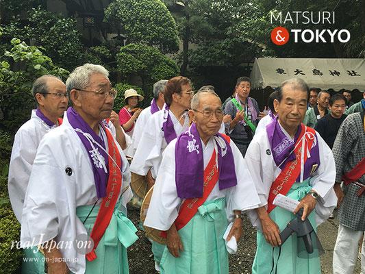 東大島神社御祭礼 2017年8月6日 hojm17_004