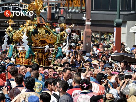 町内神輿連合渡御〈寿四〉@2017.05.20 (snj17-032) ⓒm.kataoka