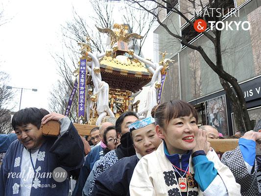 〈建国祭 2019.2.11〉萬歳會四の会 ©real Japan'on : kks19-016