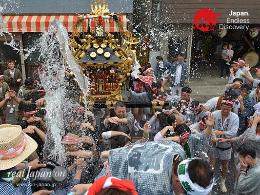 〈八重垣神社祇園祭〉砂原町区 @2017.08.05 YEGK17_026