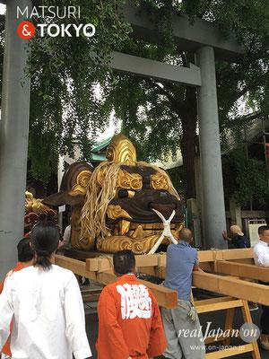 つきじ獅子祭 2017年6月11日【宮元町会】TKJSS17_002