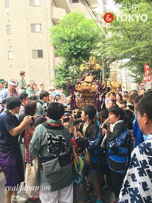 東大島神社御祭礼 2017年8月6日 hojm17_007