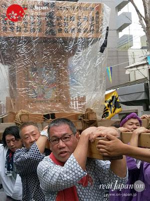 2017年 横浜開港祭 みこしコラボレーション「盟友連」YH17_004