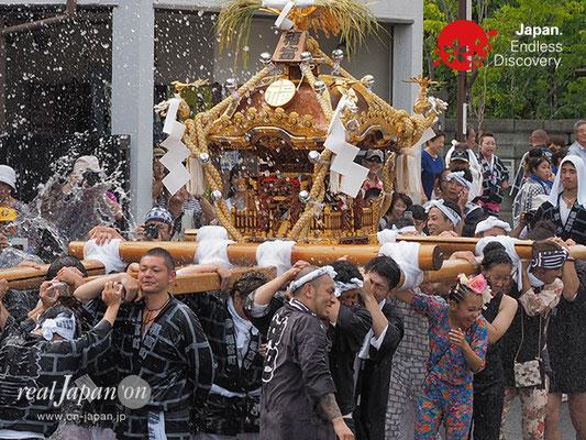 〈八重垣神社祇園祭〉福富町区 @2017.08.05 YEGK17_035