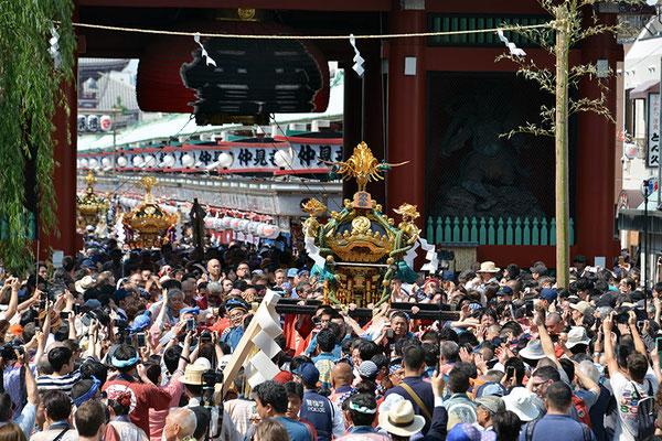 町内神輿連合渡御〈寿四〉@2017.05.20 (snj17-031) ⓒm.kataoka