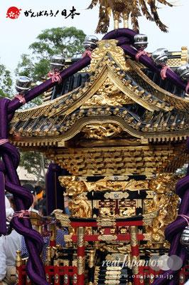 浦安三社祭〈清龍神社本社神輿〉@2012.06.17
