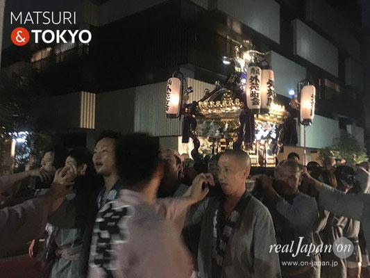 〈青山熊野神社例大祭〉宵宮渡御 @2016.09.24 GCY16_008